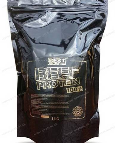 100% BEEF Protein od Best Nutrition 1000 g Neutral