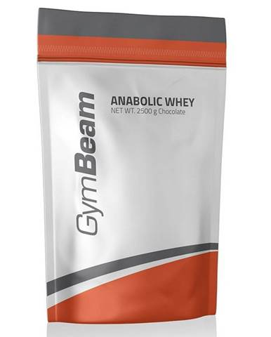 Anabolic Whey - GymBeam 1000 g Chocolate
