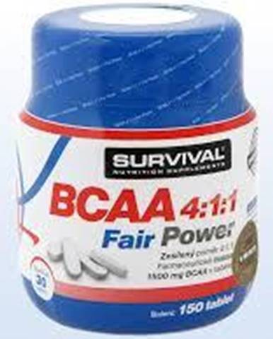 BCAA 4:1:1 Fair Power 150 tbl.