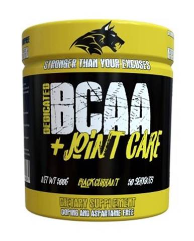 Dedicated Joint Care + BCAA - Amarok Nutrition 500 g Blackcurrant