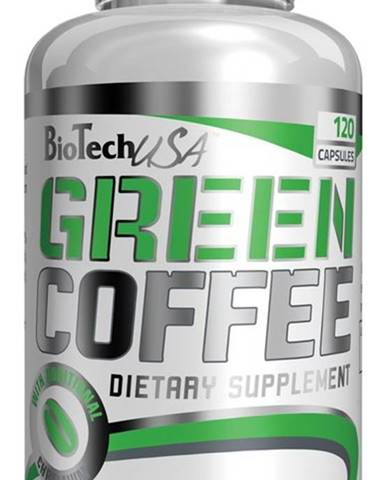 Green Coffee - Biotech USA 120 kaps