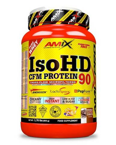 IsoHD 90 CFM Protein - Amix 800 g Double Dutch Choco