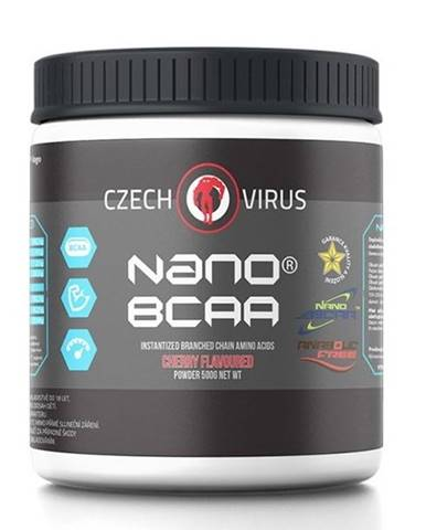 Nano BCAA - Czech Virus 500 g Cherry