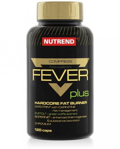 Nutrend Compress Fever Plus 120 tbl