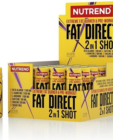 Nutrend Fat Direct Shot 20 x 60 ml