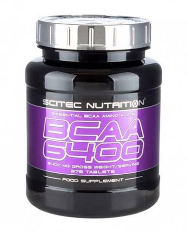 Scitec Nutrition BCAA 6400 125 tablet 125tbl