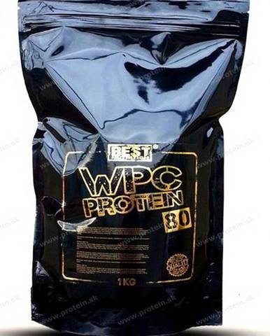 WPC Protein 80 od Best Nutrition 1000 g Neutral