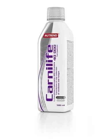 Karnitín Nutrend Carnilife 40000 500 ml