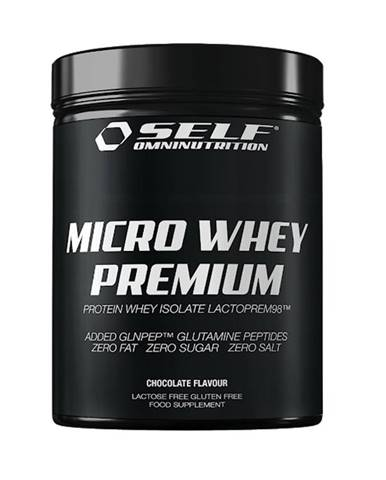 Micro (Iso) Whey Premium od Self OmniNutrition 1000 g Chocolate