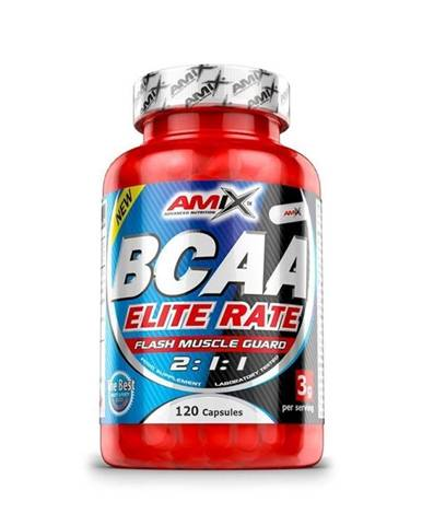 BCAA Elite Rate Balení: 120cps