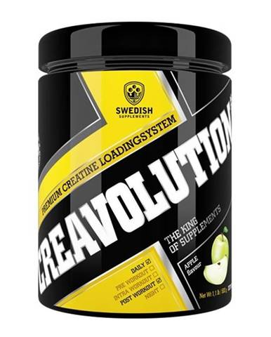 Creavolution - Swedish Supplements 500 g Apple