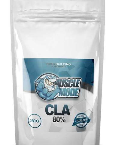 CLA 80% od Muscle Mode 250 g Neutrál