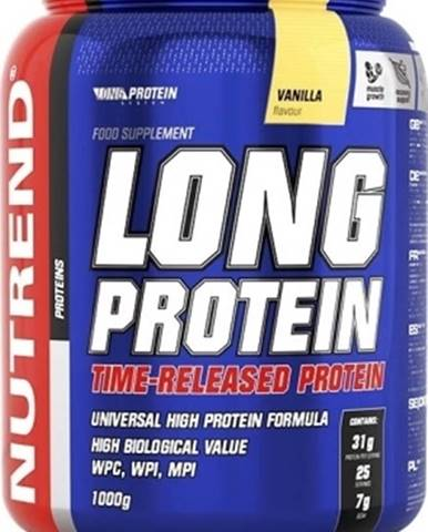 Nutrend Long Protein 1000 g variant: marcipán