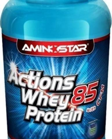 Aminostar Whey Protein Actions 85 1000 g variant: banán