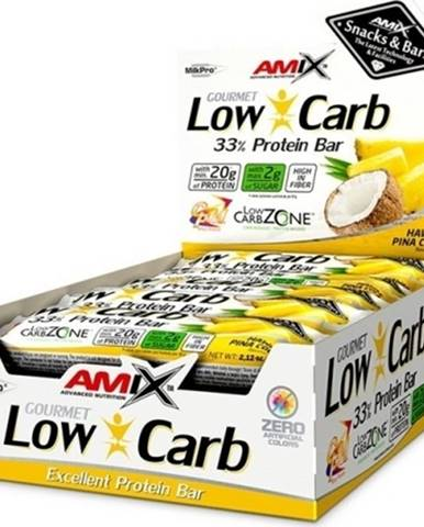 Amix Nutrition Amix Low-Carb 33 % Protein Bar 60 g variant: mango