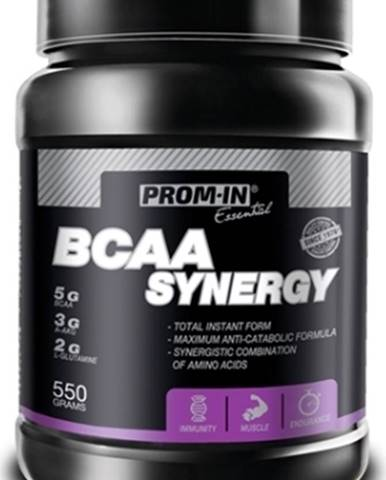 Prom-IN Essential BCAA Synergy 550 g variant: broskyňa