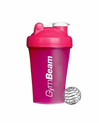 GymBeam Šejker Blend Bottle Pink 400 ml