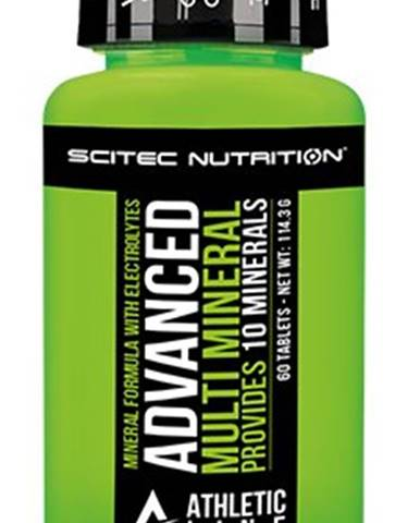 Advanced Multimineral Athletic Line - Scitec Nutrition 60 tbl.