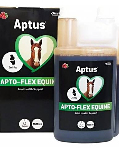 Orion Pharma Aptus Apto-Flex Equine 1000 ml variant: brusnica